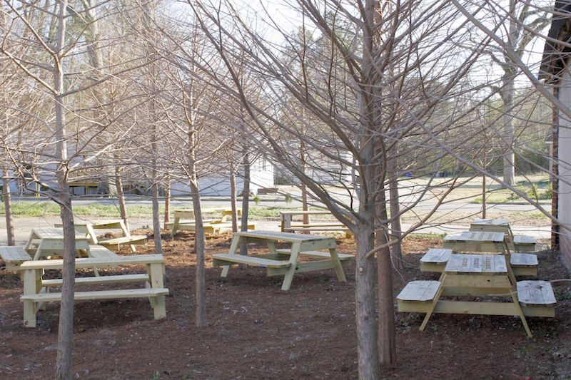 Picnic Tables 2 800